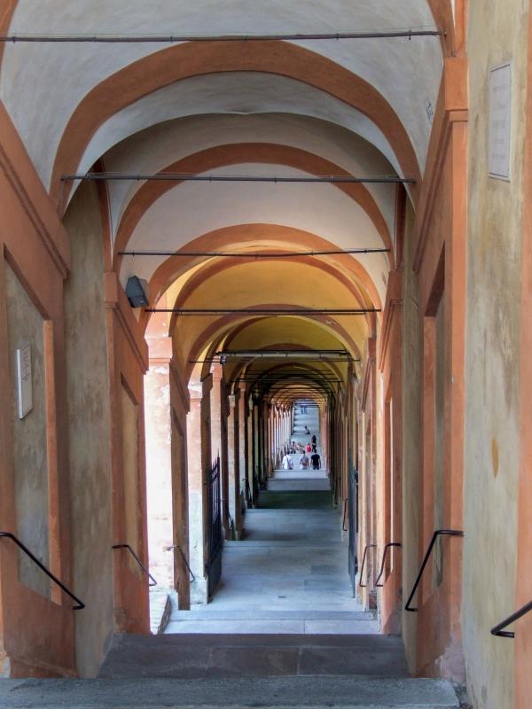 Portico di San Luca 2008 - Maurizio rosaspina - Bologna (BO)