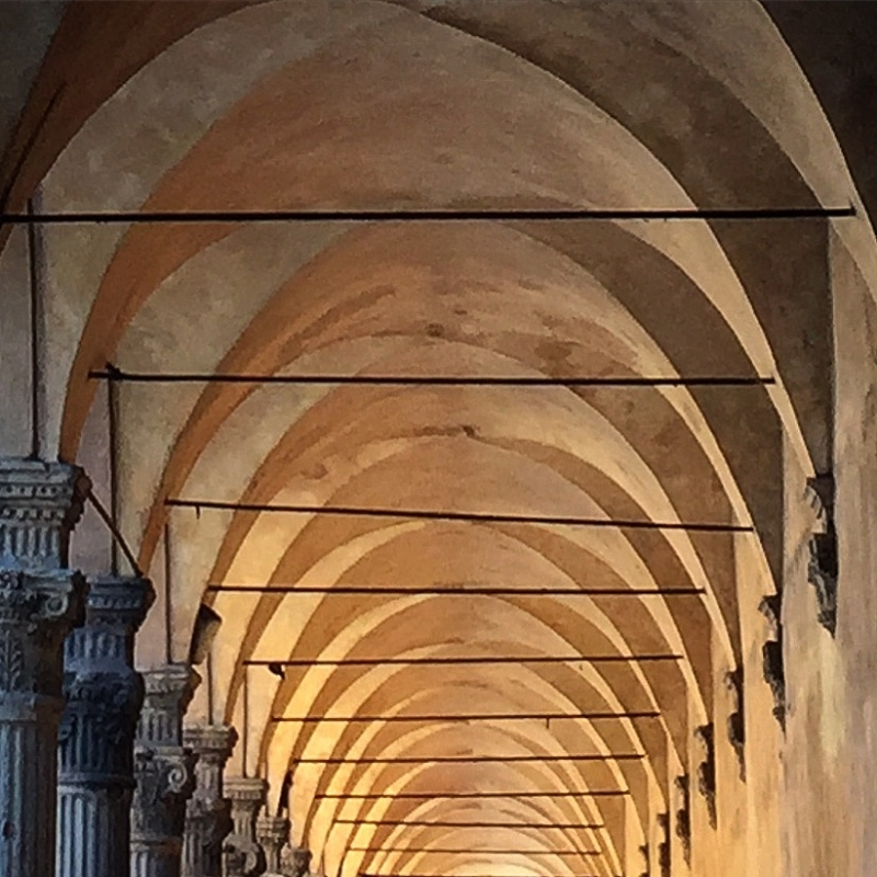 Bologna - I portici sequenza di volte - Clo5919 - Bologna (BO)