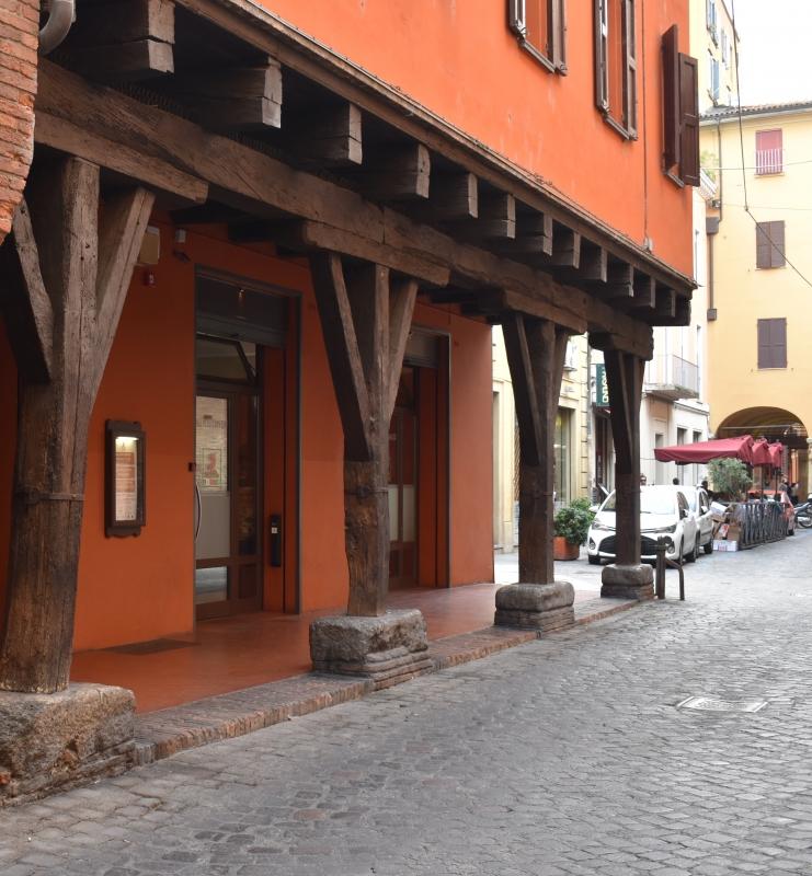 Portico via Marsala - Bologna - Nicola Quirico - Bologna (BO)