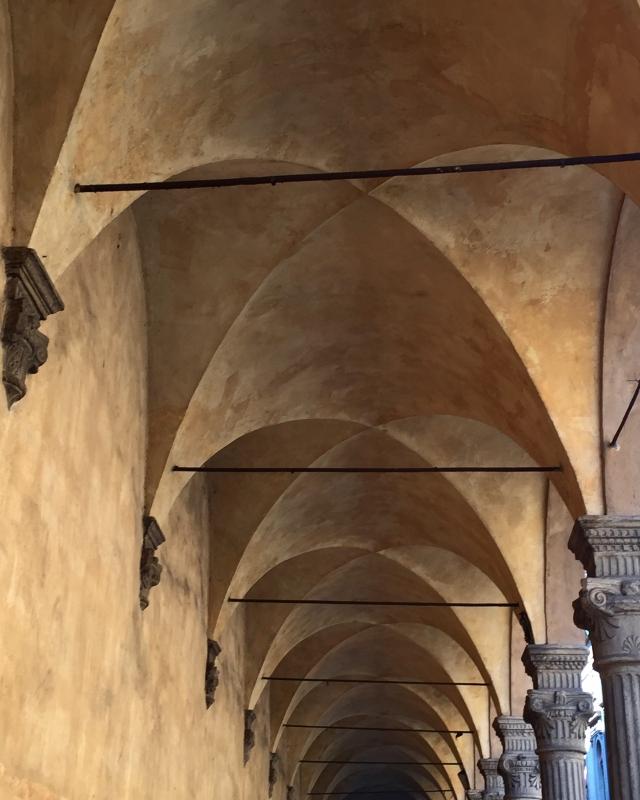 Bologna - I portici volte a crocera - Clo5919 - Bologna (BO)