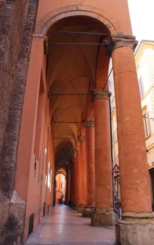 Portico San pietro - Festione - Bologna (BO)