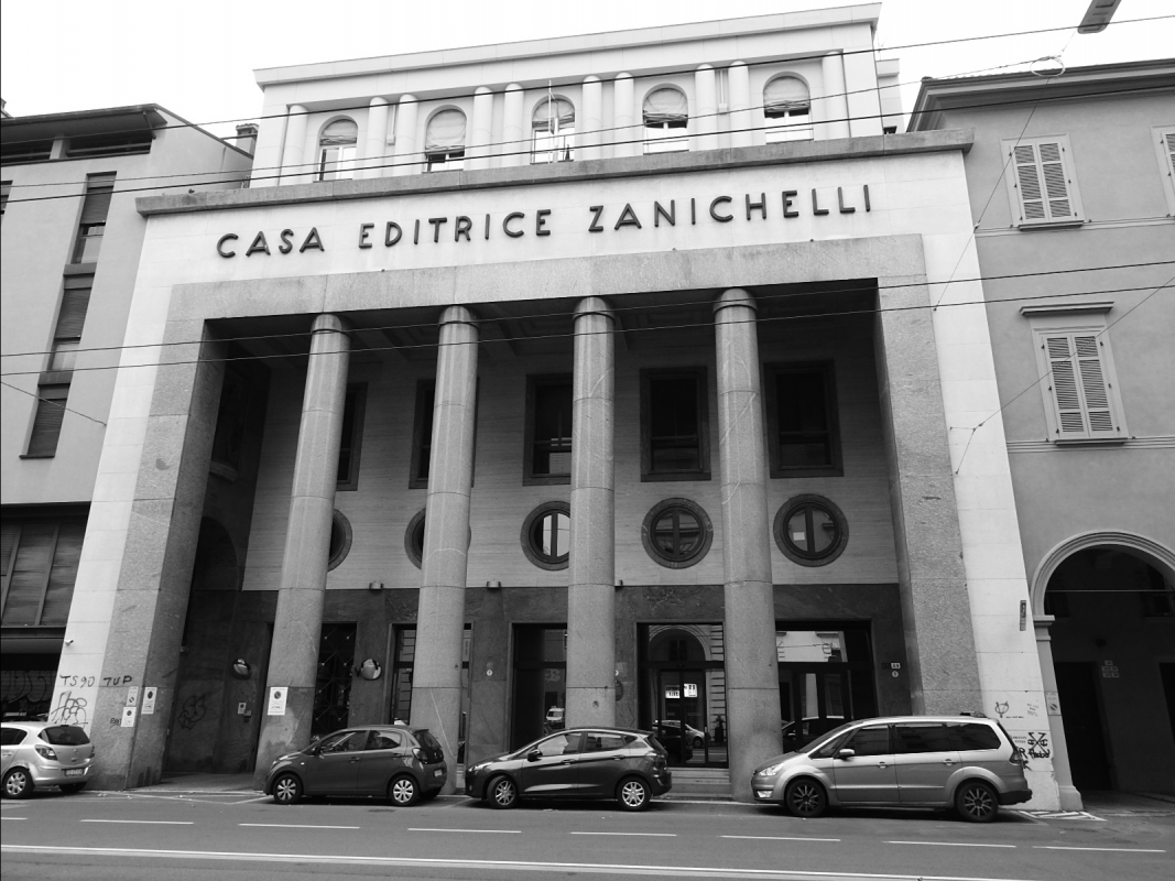Sede Casa Editrice Zanichelli - Sansavini Loredana - Bologna (BO)