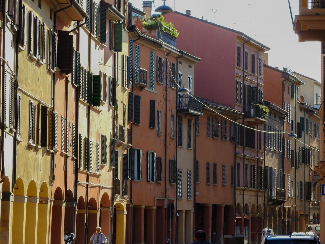 Via Saragozza - Maurizio rosaspina - Bologna (BO)