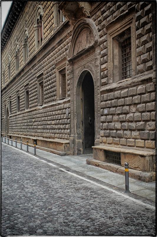 Palazzo Ariosti Bevilacqua - Claudio alba - Bologna (BO)