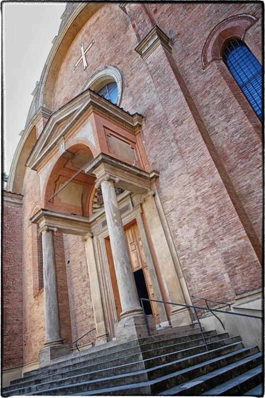 Chiesa di San Giovanni in Monte - Claudio alba - Bologna (BO)