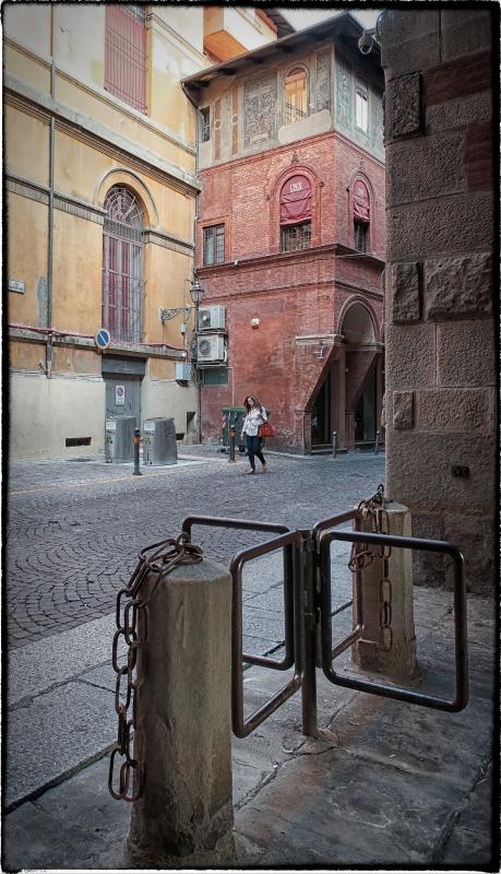 Bologna spettacolo - via Marchesana - Claudio alba - Bologna (BO)
