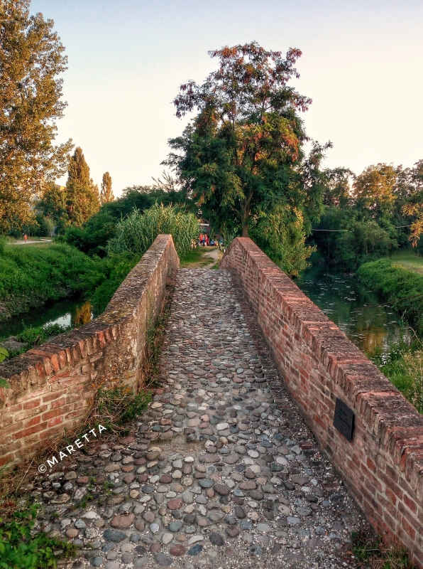 Ponte della Bionda - Maraangelini - Bologna (BO)