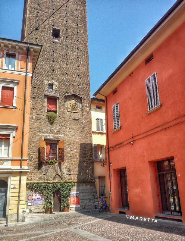 Torre Prendiparte - Maraangelini - Bologna (BO)