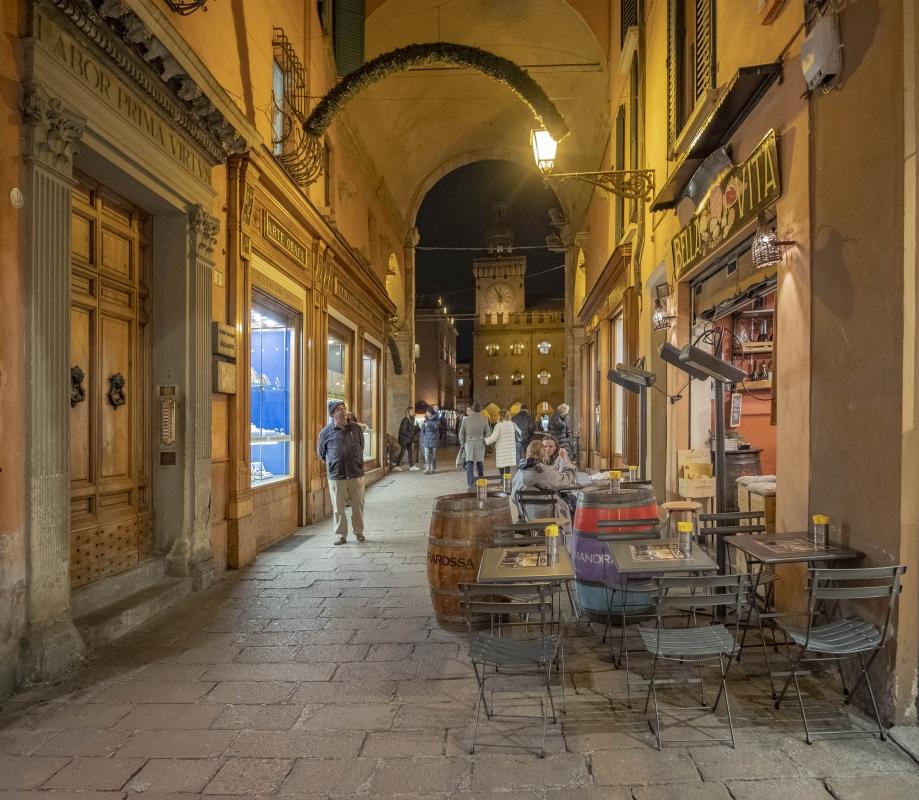 Via Clavature - ROSA ANTICO - Bologna (BO)