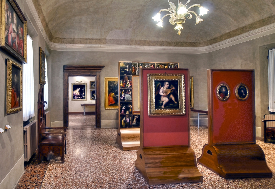 Pinacoteca Inzaghi - Pierluigi 1951 - Budrio (BO)