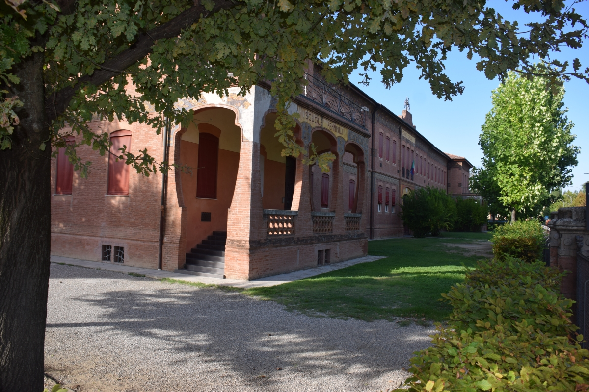 Scuola primaria Fedora Servetti Donati - Dascky81 - Budrio (BO)