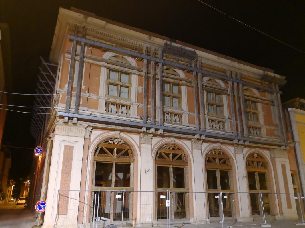 Teatro comunale di Crevalcore - Paola Azzali - Crevalcore (BO)