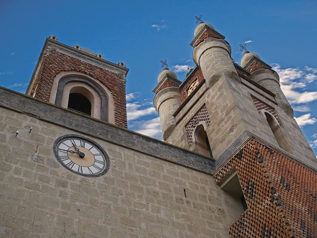 Orologio della Rocchetta - Caba2011 - Grizzana Morandi (BO)