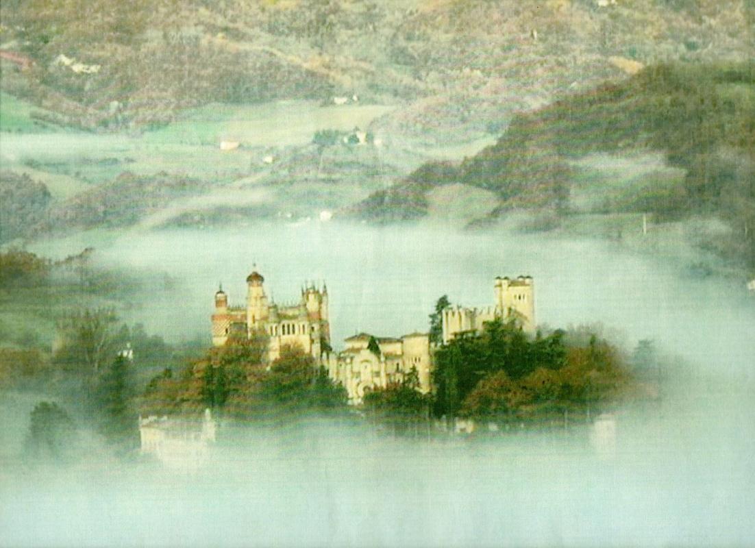Panorama con la nebbia - Mbbest - Grizzana Morandi (BO)