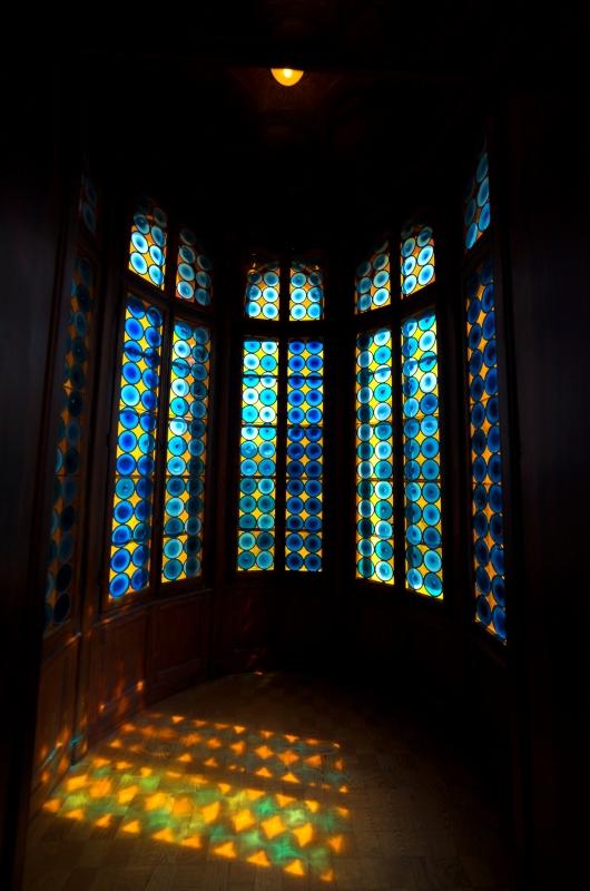 Rocchetta Mattei - Una delle stanze che più belle del castello - Angelo nastri nacchio - Grizzana Morandi (BO)