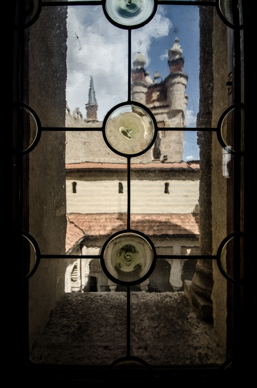 Vista dall'interno1 - Elisa Salvicchi - Grizzana Morandi (BO)