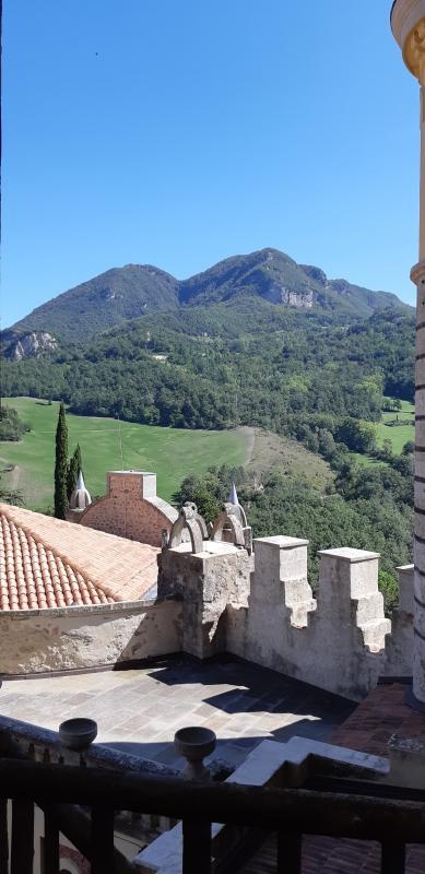 Vista dalla Rocchetta Mattei - Sophiehnv - Grizzana Morandi (BO)