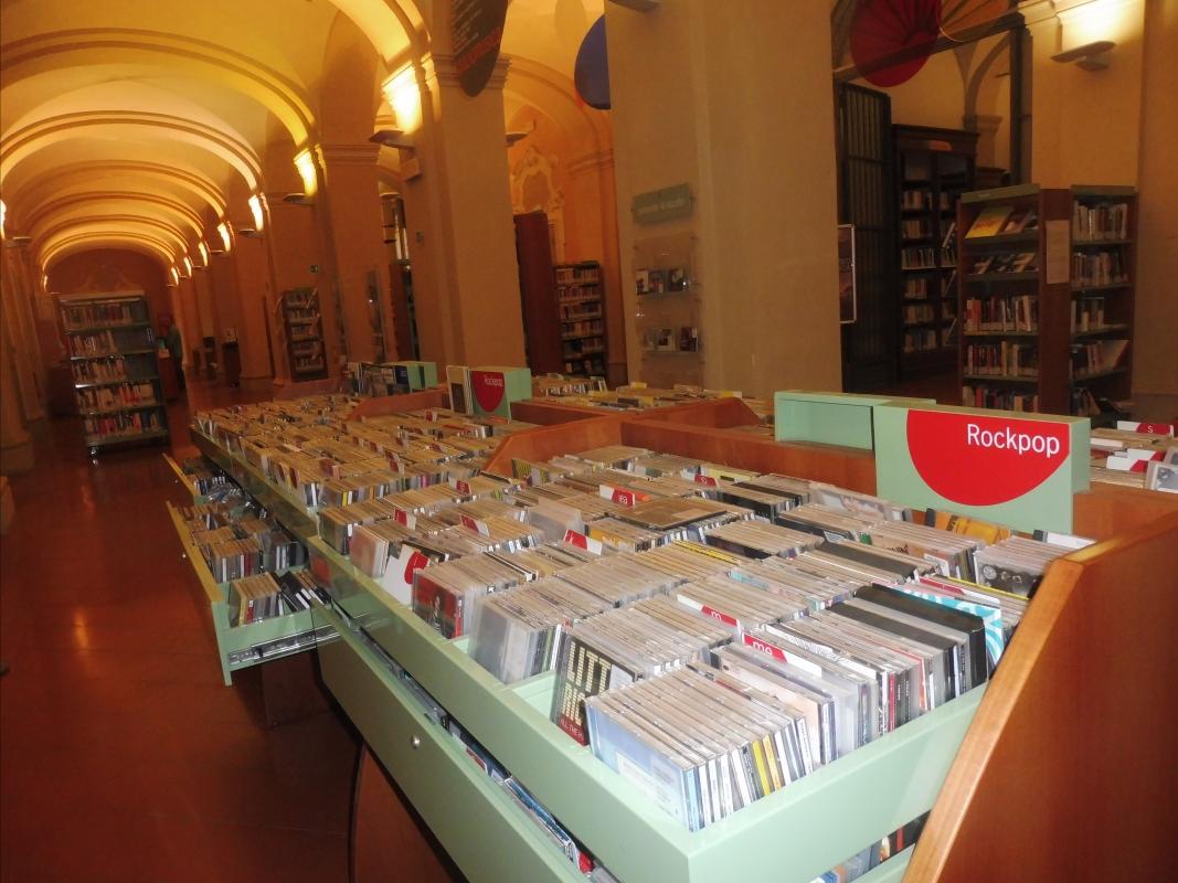 Biblioteca Comunale - dettaglio - Maurolattuga - Imola (BO)