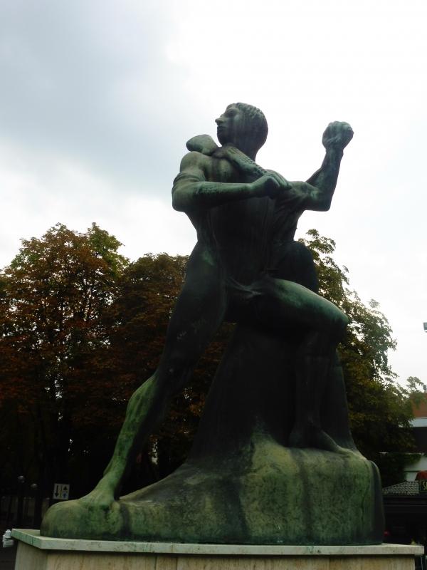 Monumento ai Caduti della prima guerra mondiale - 1 - MauroLattuga - Imola (BO)