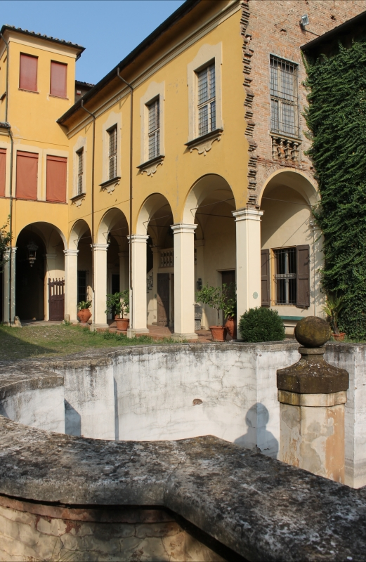 Imola Palazzo Tozzoni - Interno - RobertaSavolini - Imola (BO)