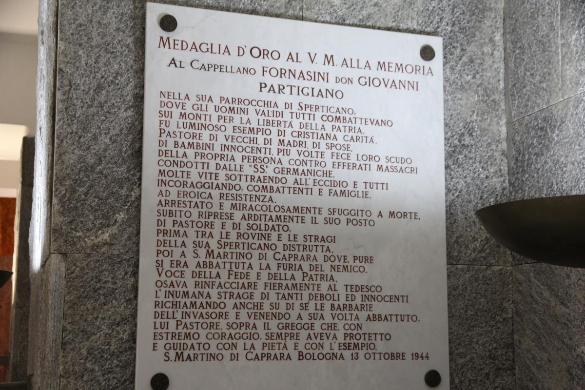 Marzabotto, sacrario ai caduti (35) - Gianni Careddu - Marzabotto (BO)