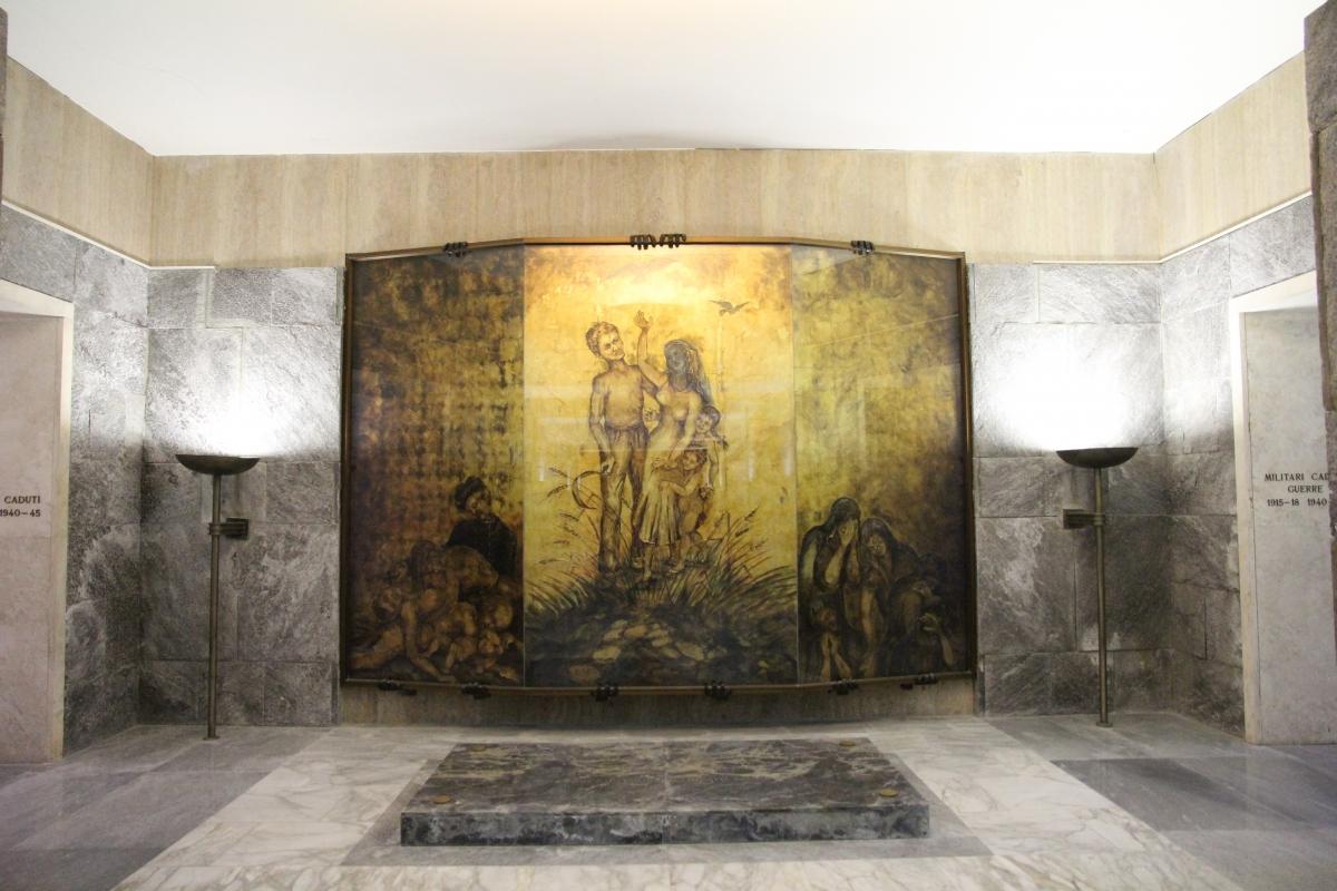 Marzabotto, sacrario ai caduti (31) - Gianni Careddu - Marzabotto (BO)