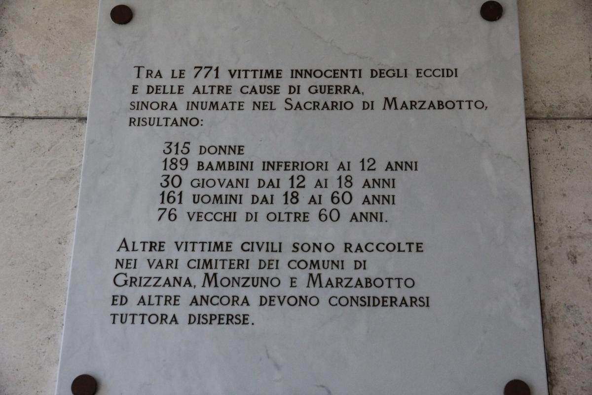 Marzabotto, sacrario ai caduti (18) - Gianni Careddu - Marzabotto (BO)