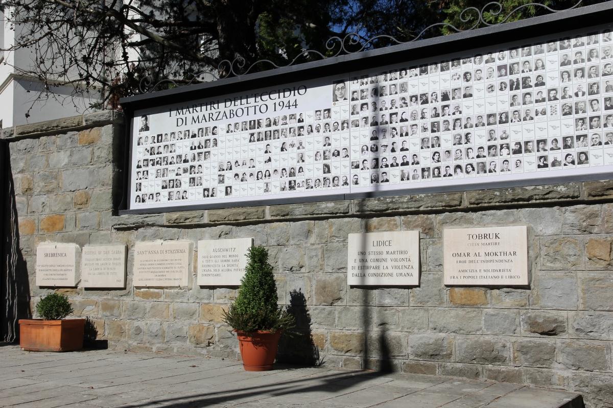 Marzabotto, sacrario ai caduti (05) - Gianni Careddu - Marzabotto (BO)