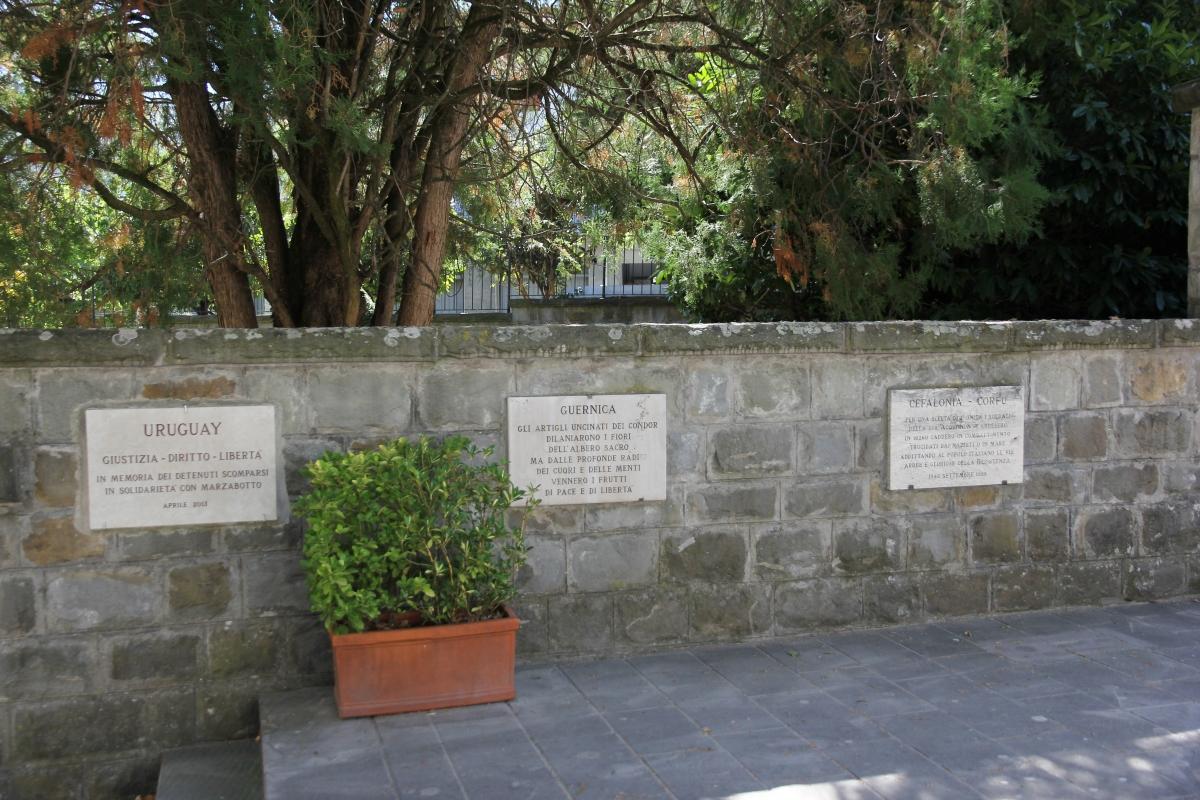 Marzabotto, sacrario ai caduti (17) - Gianni Careddu - Marzabotto (BO)