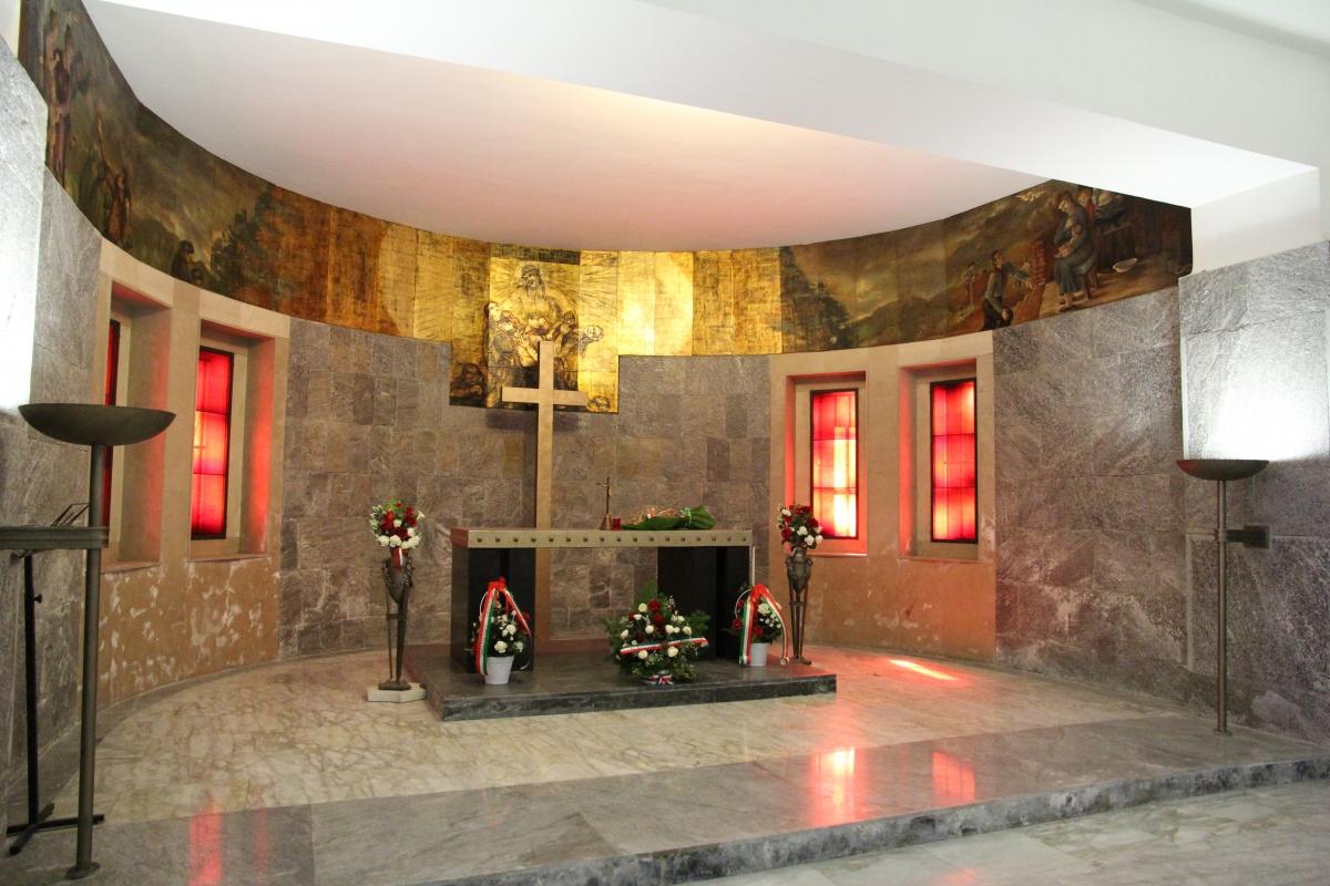 Marzabotto, sacrario ai caduti (23) - Gianni Careddu - Marzabotto (BO)