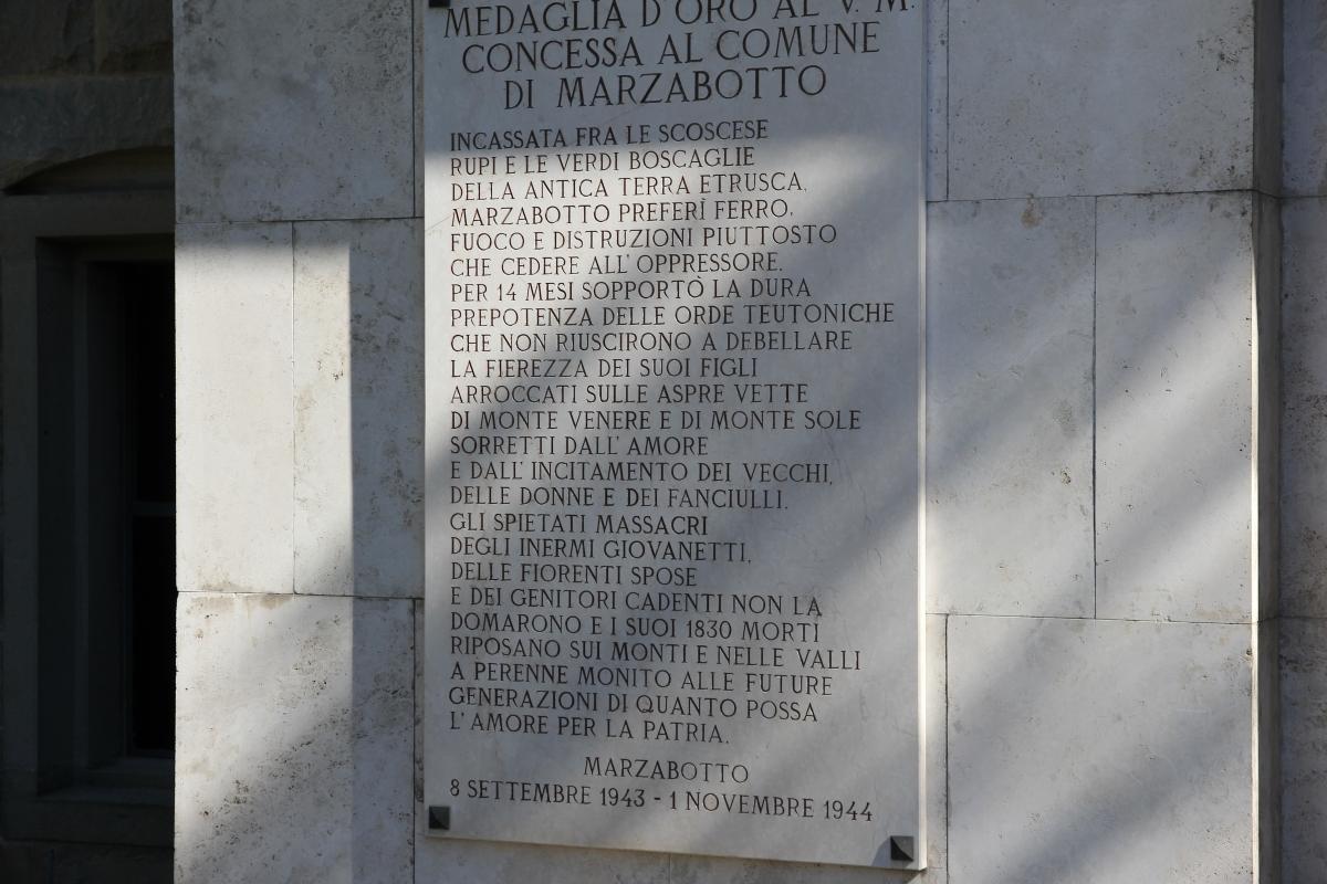 Marzabotto, sacrario ai caduti (15) - Gianni Careddu - Marzabotto (BO)