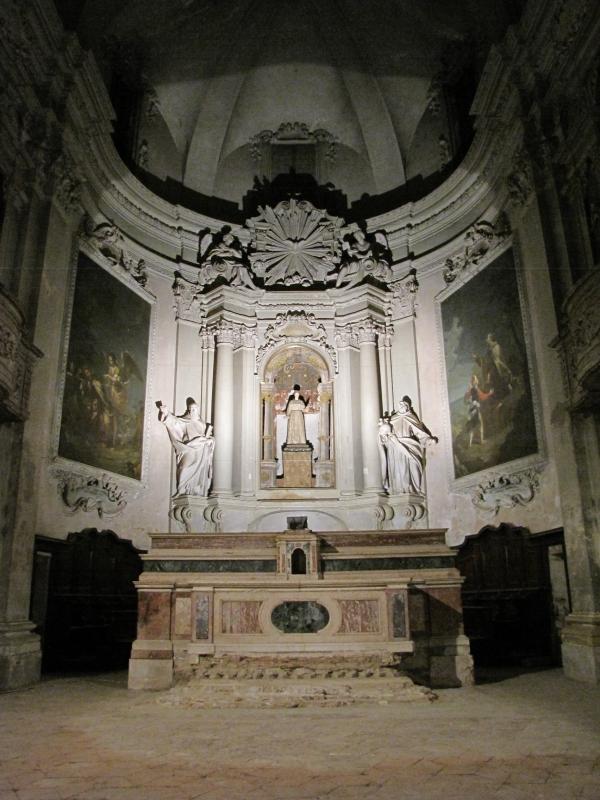 Ex Chiesa del Carmine Altare maggiore - Marto1954 - Medicina (BO)