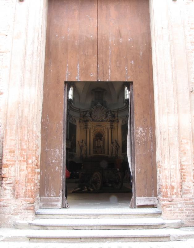 Chiesa Carmine esterno - Marto1954 - Medicina (BO)
