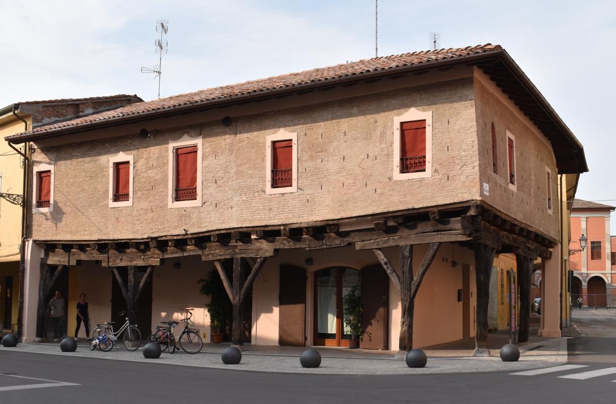 Casa degli Anziani Pieve di Cento 01 - Nicola Quirico - Pieve di Cento (BO)