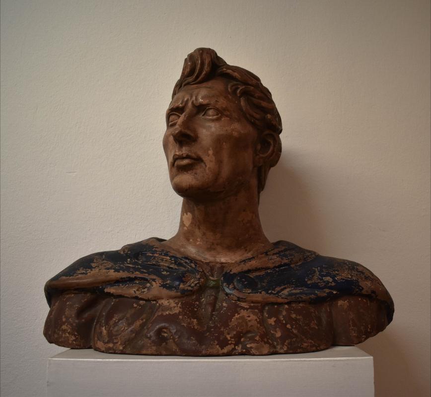 Antonio Alberghini, San Giorgio, Pinacoteca Civica Pieve di Cento - Nicola Quirico - Pieve di Cento (BO)