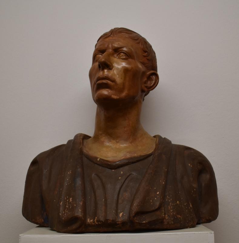 Antonio Alberghini, Il Pastore, Pinacoteca Civica Pieve di Cento - Nicola Quirico - Pieve di Cento (BO)