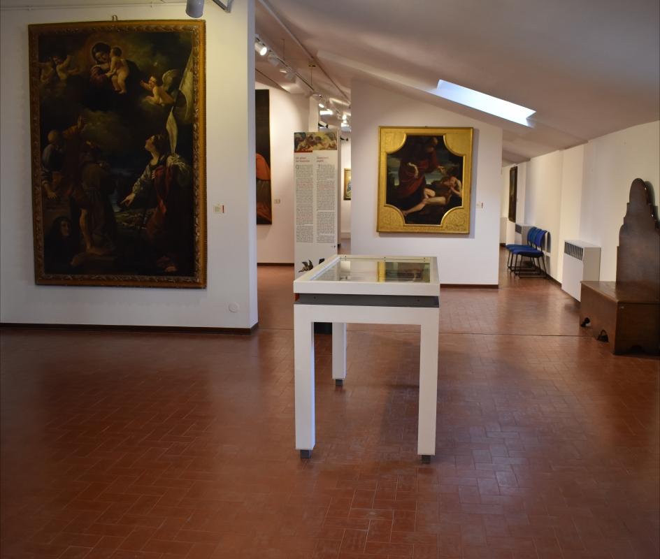 Pinacoteca Civica Pieve di Cento - Nicola Quirico - Pieve di Cento (BO)