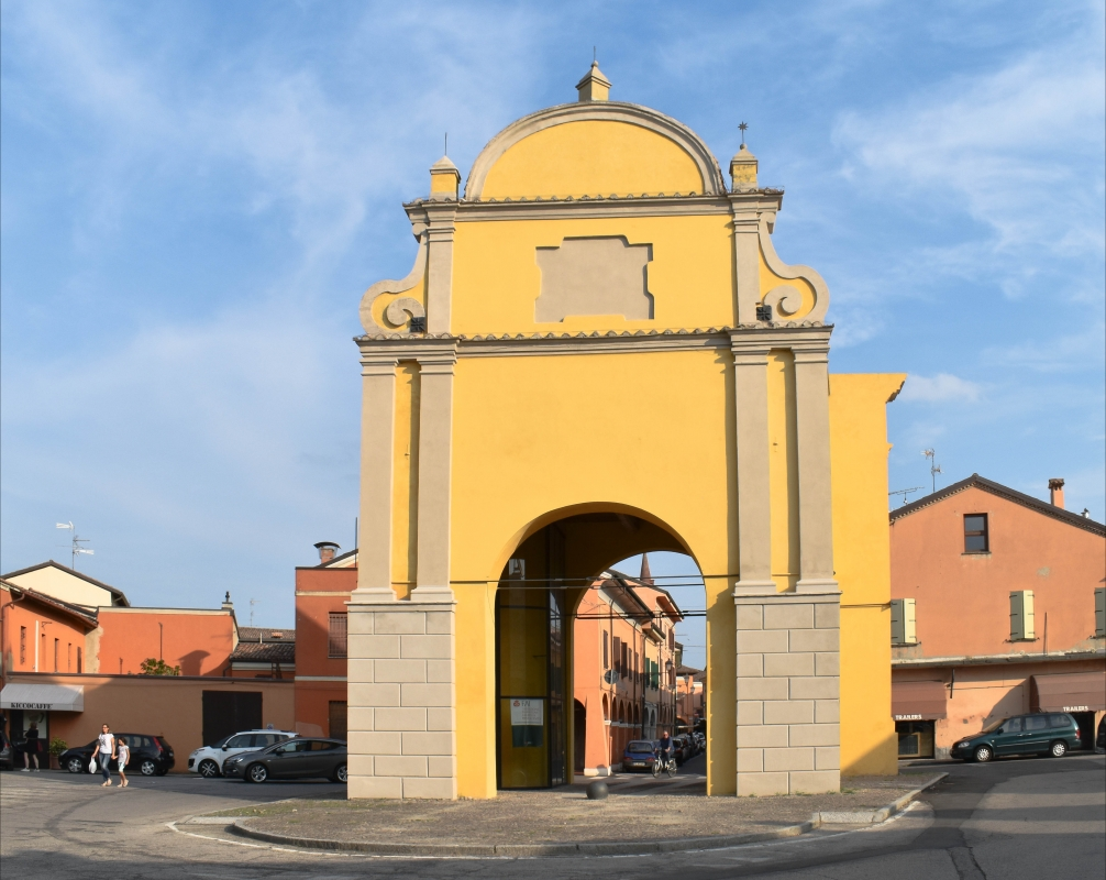 Porta Cento, Pieve di Cento - Nicola Quirico - Pieve di Cento (BO)