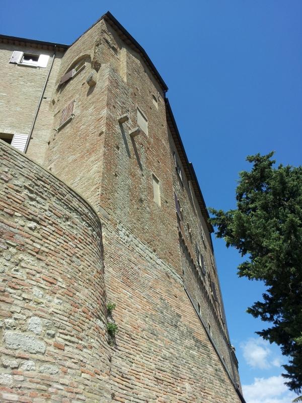 Rocca di Bertinoro, Particolare - NoStressIvan - Bertinoro (FC)