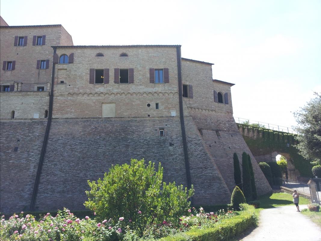 Rocca di Bertinoro e Ingresso al Museo - NoStressIvan - Bertinoro (FC)
