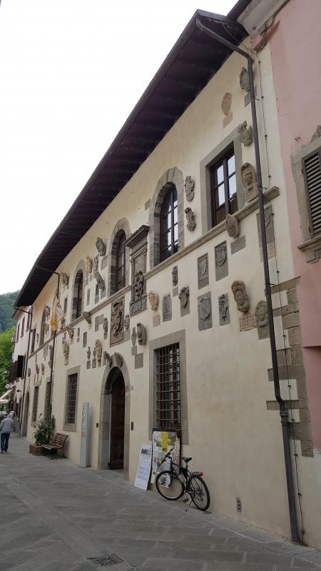 Palazzo del Capitano di Bagno di Romagna - Marco Musmeci - Bagno di Romagna (FC)