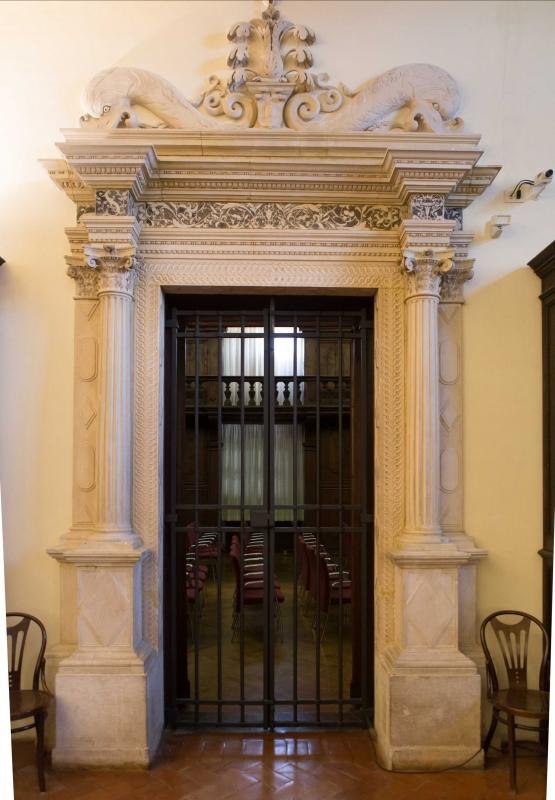 Porta arcata - Boschetti marco 65 - Cesena (FC)