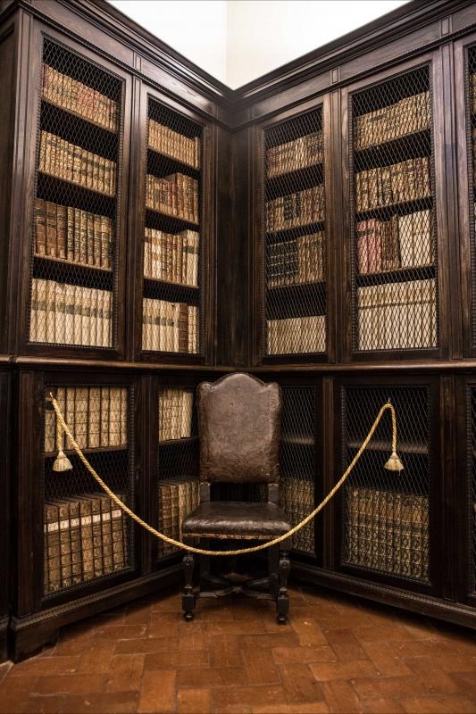 Angolo Sala Biblioteca - Boschetti marco 65 - Cesena (FC)