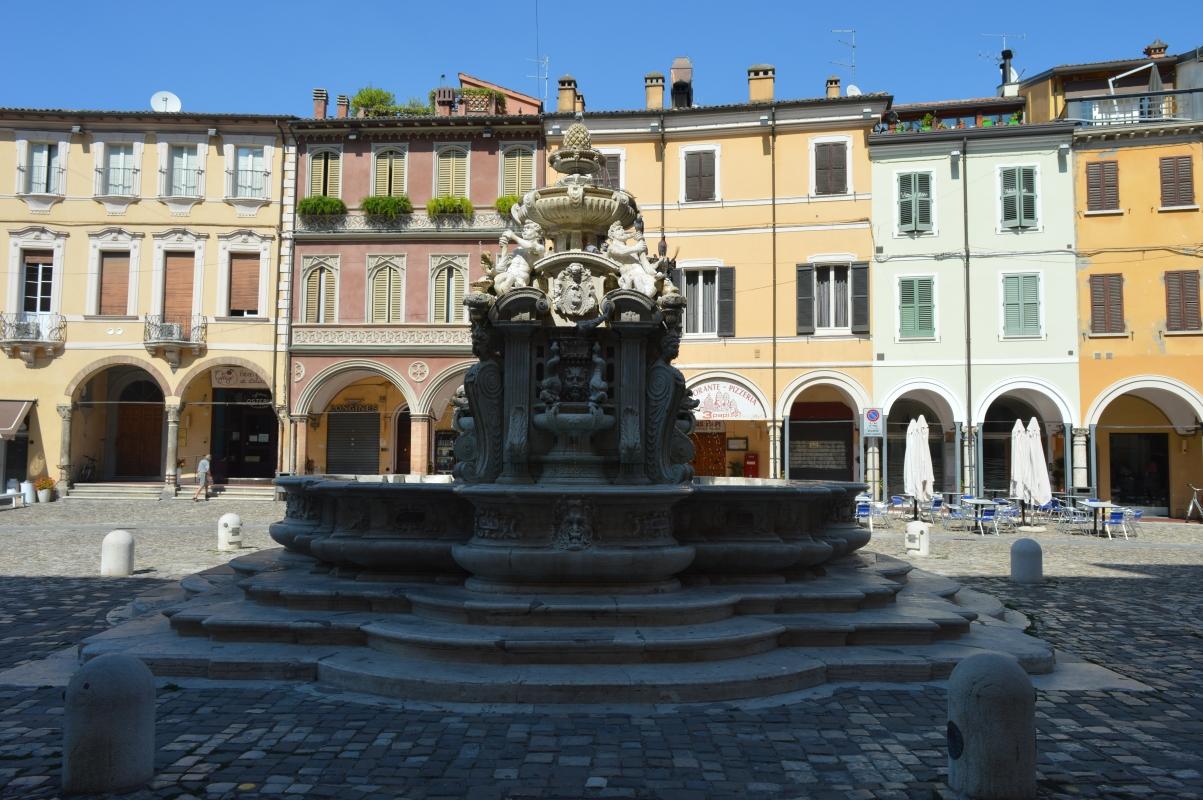 Cesena Piazza del Popolo 3 - Geosergio - Cesena (FC)
