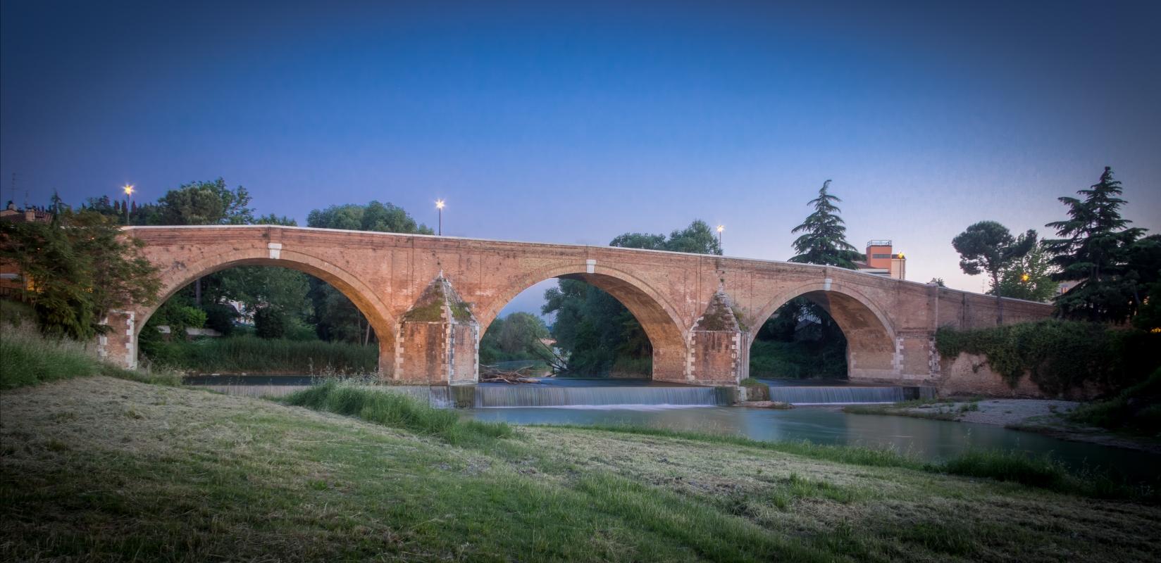 Ponte Vecchio Cesena - Davide Contenti - Cesena (FC)