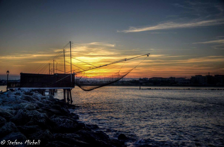 Porto Canale Leonardesco8 - Flash2803 - Cesenatico (FC)