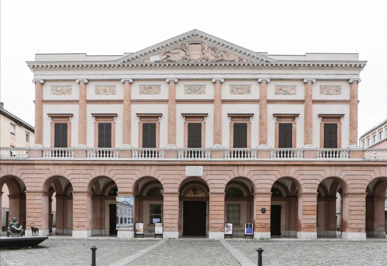 Facciata del Teatro Comunale - Boschetti marco 65 - Cesenatico (FC)