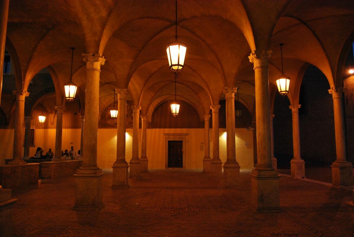 Chiostro dell'abbazia di San Mercuriale - Chiari86 - Forlì (FC)