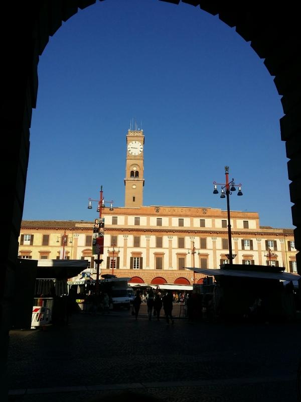 Il Palazzo Comunale - Chiari86 - Forlì (FC)