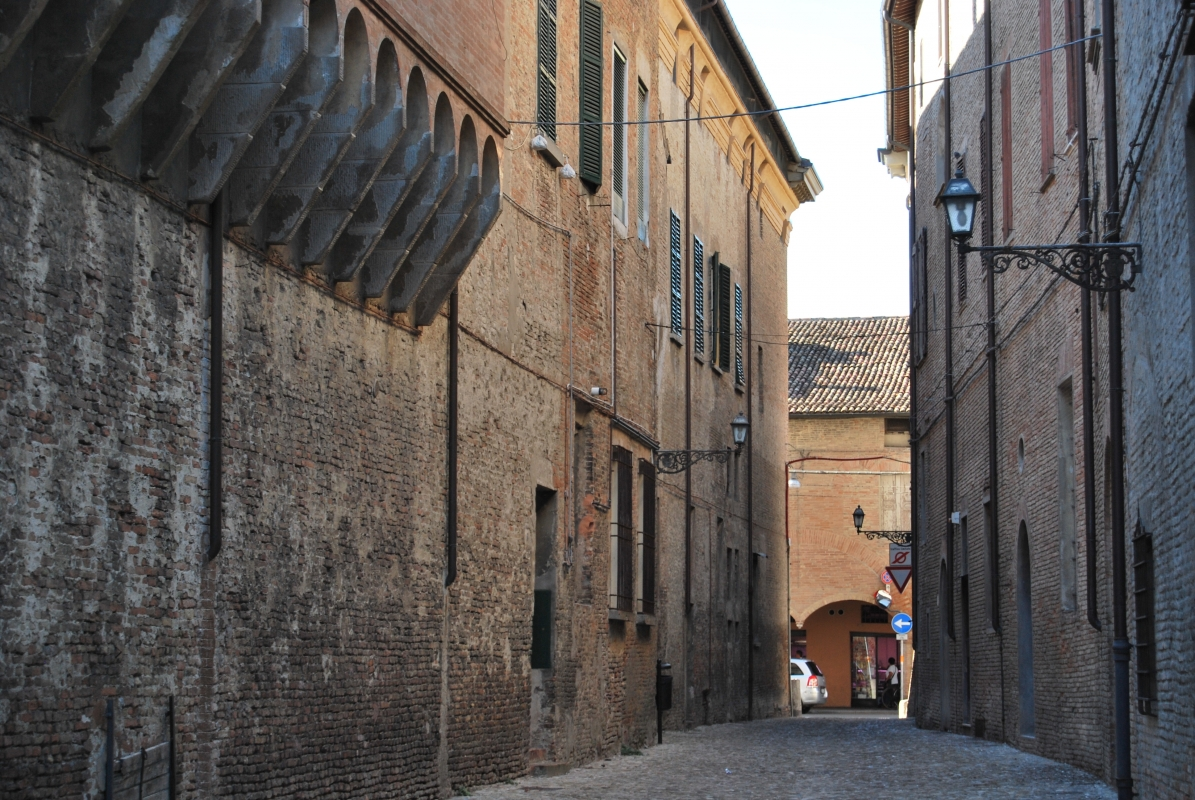 Via Sassi. La via storica di forli - Chiari86 - Forlì (FC)